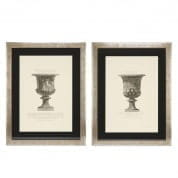 Prints EC230 Giovanni Piranesi set of 2 отпечаток Eichholtz