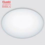 QN64 Bos iGuzzini Surface-mounted luminaire - neutral white LED - diffused light - with Emergency