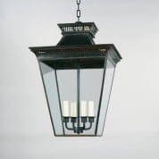 CL0130 Mottisfont Porch Lantern, External уличный светильник Vaughan