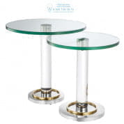 112400 Side Table Pallade set of 2 Eichholtz