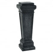 Column Oxford black limed finish колонна Eichholtz