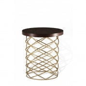 CST35 Whirl Side Table боковой стол Porta Romana