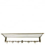 Coatrack Arini antique brass finish COATRACKS Eichholtz
