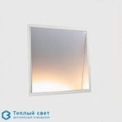 Small square side, led, white Kreon kr992801, светильник