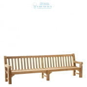 107602 Bench Mendip natural teak Eichholtz