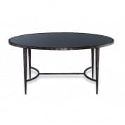 CFT11L Large Salvatore Oval Coffee Table Porta Romana