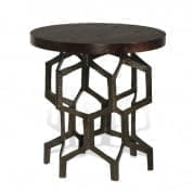 CST34 Honeycomb Side Table боковой стол Porta Romana