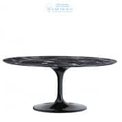 112051 Dining Table Solo black faux marble  Eichholtz