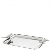 Tray Croc polished finish лоток Eichholtz