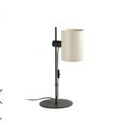 20033 Faro LUPE Black structure table lamp настольная лампа