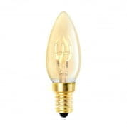 LED Bulb Candle 4W E14 ø 3,5 x 10 cm set of 4 лампочка Eichholtz