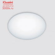 QN55 Bos iGuzzini Surface-mounted luminaire - Warm white LED - diffused light - with Emergency