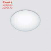QN48 Bos iGuzzini Surface-mounted luminaire - Neutral white - ON-OFF - diffused light