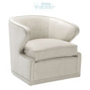 111937 Chair Dorset pebble grey Eichholtz