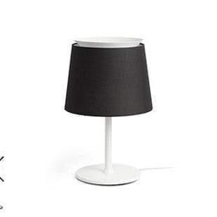 20304 Faro SAVOY White structure table lamp настольная лампа