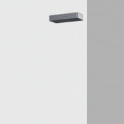 ALW0 Lander iGuzzini Wall-mounted, Longitudinal Asymmetric Optic, Warm LED, DALI 220-240V ac