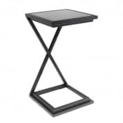 Side Table Cross gunmetal finish SIDE TABLES Eichholtz