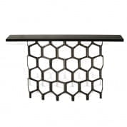 CCT35 Honeycomb Console Table консольный стол Porta Romana
