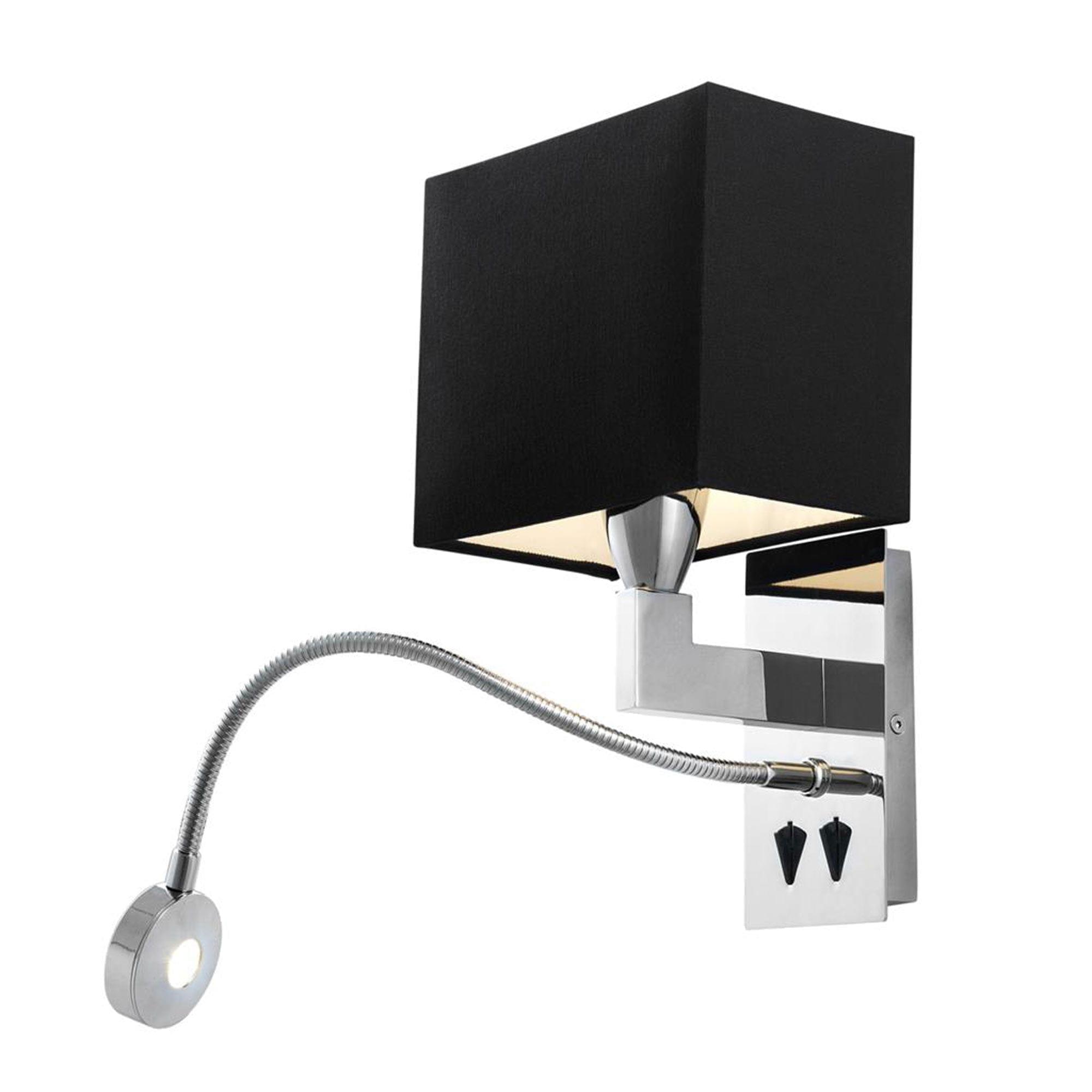 Настенный светильник для чтения никель с оттенком Eichholtz 110155