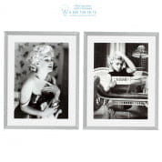 106548 Prints EC194 Marilyn Monroe set of 2 Eichholtz