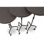 CST42 Trio of Cocktail Tables Porta Romana