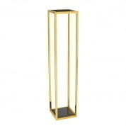 Column Odeon H. 120 cm gold finish  колонна Eichholtz