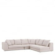 Sofa Richard Gere panama natural  диван Eichholtz