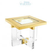 112391 Side Table Horizon gold finish  Eichholtz