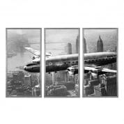 Print Nordic Air set of 3 отпечаток Eichholtz