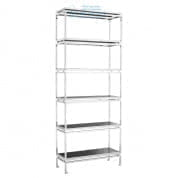 111397 Cabinet Calvin polished stainless steel Eichholtz