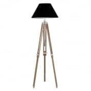 Floor Lamp Telescope L natural incl. shade торшер Eichholtz