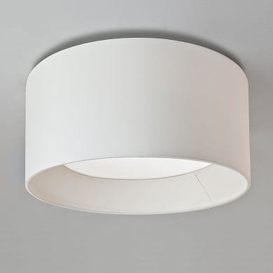 4096 Bevel Round 600 Shade Wh абажур Astro lighting