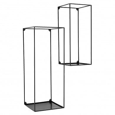 Wall Rack Deco set of 2 декор Eichholtz