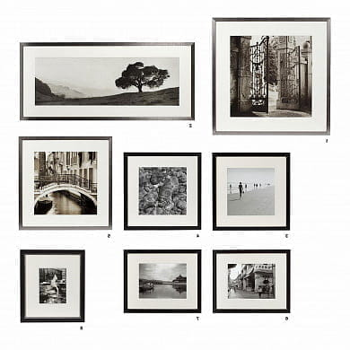 Prints EC171 Travelling set of 8 отпечаток Eichholtz