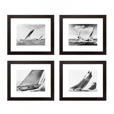 Prints EC017Rosenfeld collection set of 4 отпечаток Eichholtz