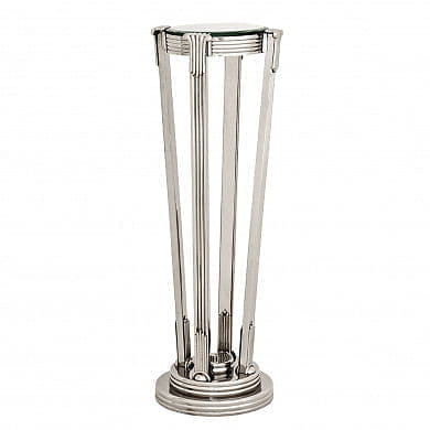 Column Demoiselle nickel finish H105cm колонна Eichholtz