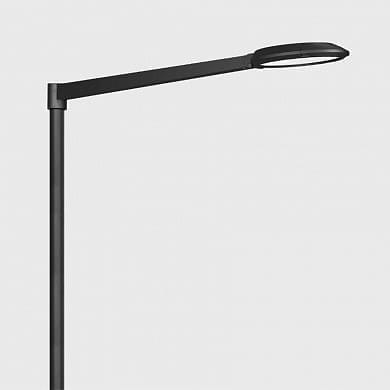 LED pole-top luminaires with outrigger arm Bega 77950 светильник