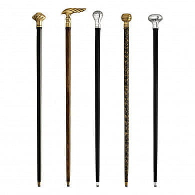 Walking Stick Westminster set of 5 декор Eichholtz